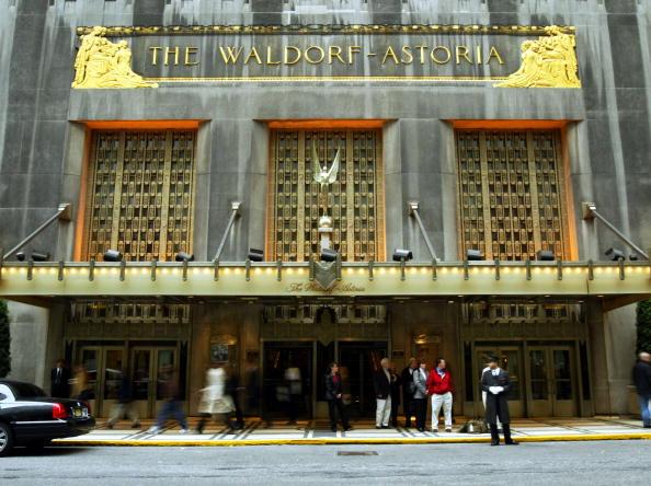 Waldorf Astoria New York「Waldorf-Astoria」:写真・画像(7)[壁紙.com]