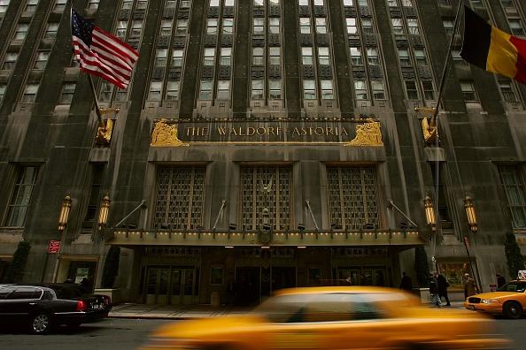 Waldorf Astoria New York「Waldorf-Astoria Hotel To Be Turned Into Chain」:写真・画像(6)[壁紙.com]