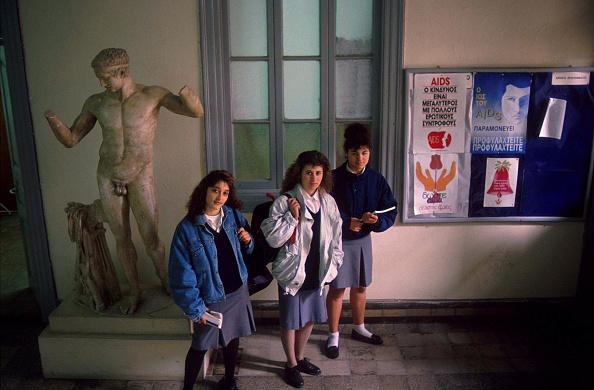 Republic Of Cyprus「Nicosia Schoolgirls」:写真・画像(12)[壁紙.com]