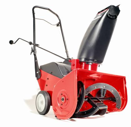 Snow Machine「A new red heavy duty gas powered snowblower」:スマホ壁紙(8)