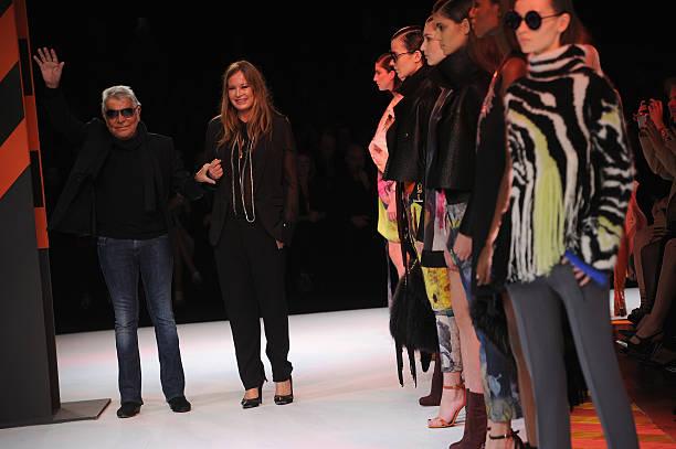Just Cavalli - Runway - Milan Fashion Week Womenswear Autumn/Winter 2014:ニュース(壁紙.com)