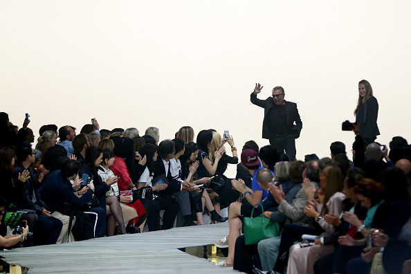Eva Cavalli「Roberto Cavalli - Runway - Milan Fashion Week Womenswear Spring/Summer 2015」:写真・画像(1)[壁紙.com]