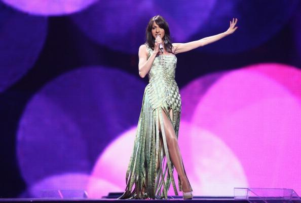 Eurovision Song Contest「Eurovision Song Contest Dusseldorf 2011 - General Atmosphere And Preparations」:写真・画像(10)[壁紙.com]