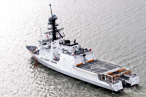 Emergency Services Occupation「U.S. Coast Guard Cutter Stratton」:スマホ壁紙(4)