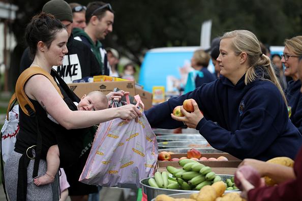 新鮮「Coast Guard Families Affected By Gov't Shutdown Offered Meals From California Food Bank」:写真・画像(18)[壁紙.com]