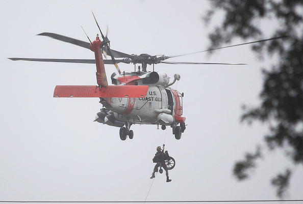 Houston - Texas「Epic Flooding Inundates Houston After Hurricane Harvey」:写真・画像(7)[壁紙.com]