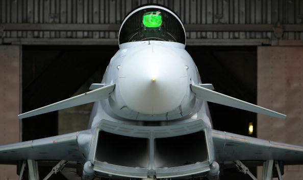 Coathanger「Eurofighter Typhoon Launched To Replace Tornado F3s」:写真・画像(5)[壁紙.com]