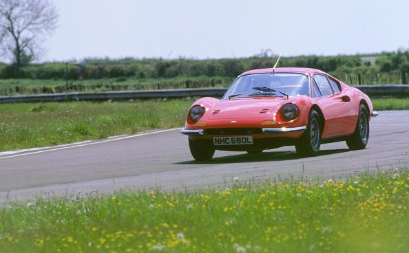 Collector's Car「1973 Ferrari 246 GT」:写真・画像(11)[壁紙.com]