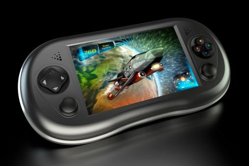Touch Screen「Next-gen handheld game console」:スマホ壁紙(14)
