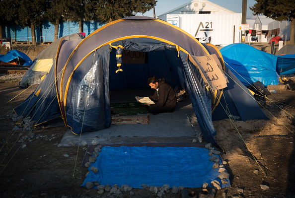2015-2016 European Migrant Crisis「Thousands Of Migrants Remain Stranded In Greece As Borders Stay Closed」:写真・画像(8)[壁紙.com]