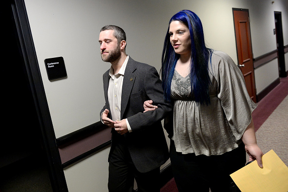 登場「Dustin Diamond Arraignment & Amanda Schutz Initial Appearance」:写真・画像(5)[壁紙.com]