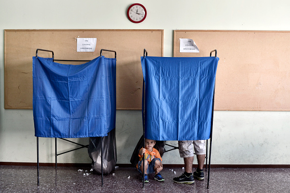 Parent「Greece Holds Second National Election This Year」:写真・画像(5)[壁紙.com]