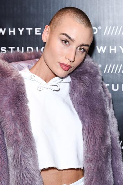 Presley Ann「Fashion Designer Bianca Whyte Celebrates The Launch Of Her London-Based Fashion Label Whyte Studio At Topshop」:写真・画像(5)[壁紙.com]