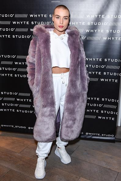 Presley Ann「Fashion Designer Bianca Whyte Celebrates The Launch Of Her London-Based Fashion Label Whyte Studio At Topshop」:写真・画像(6)[壁紙.com]