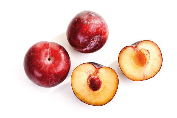 Red plums:スマホ壁紙(壁紙.com)