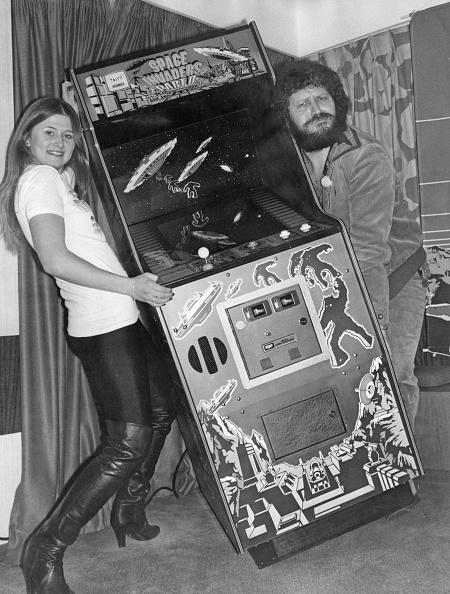 ゲームセンター「DLT Lifts Arcade Game」:写真・画像(4)[壁紙.com]