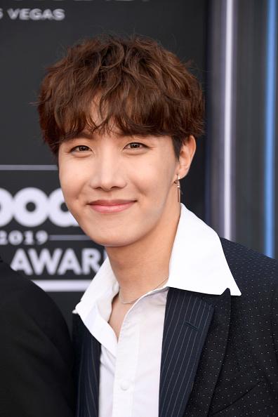 J-Hope「2019 Billboard Music Awards - Arrivals」:写真・画像(15)[壁紙.com]