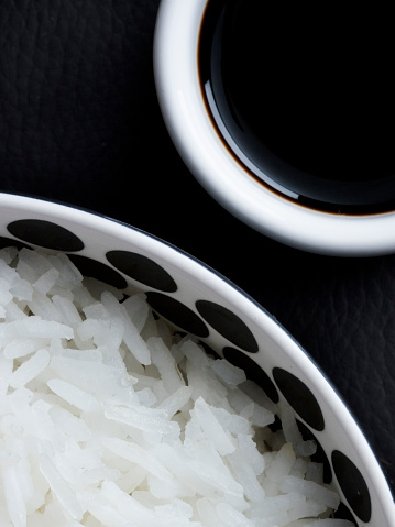 Basmati Rice「Rice and soy sauce」:スマホ壁紙(13)