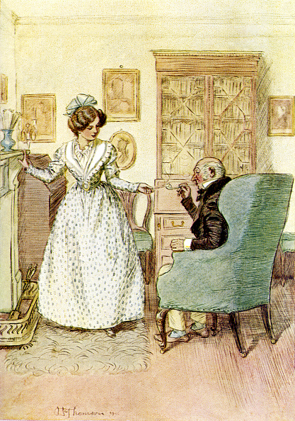 18-19 Years「Scenes of Clerical Life by George Eliot」:写真・画像(4)[壁紙.com]