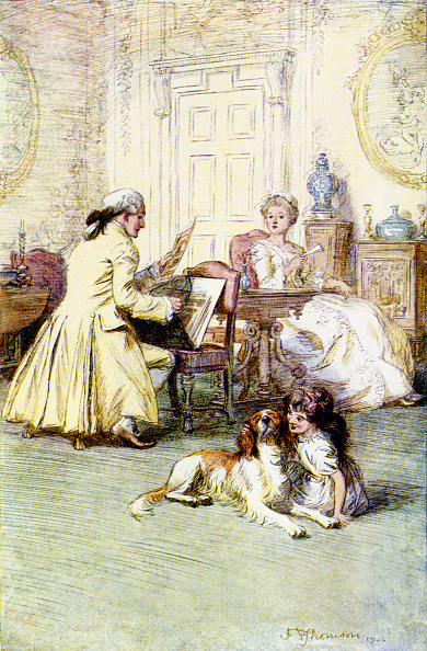 18-19 Years「Scenes of Clerical Life by George Eliot」:写真・画像(8)[壁紙.com]