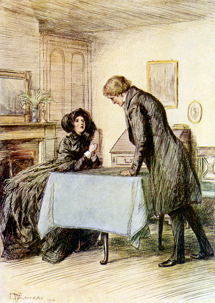 18-19 Years「Scenes of Clerical Life by George Eliot」:写真・画像(9)[壁紙.com]