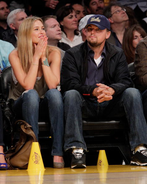 Cap - Hat「Celebrities At The Lakers Game」:写真・画像(18)[壁紙.com]