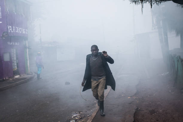 Slum「Kenya Holds Controversial Rerun General Election」:写真・画像(14)[壁紙.com]