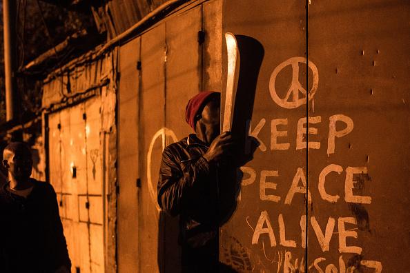 Slum「Kenya Holds Controversial Rerun General Election」:写真・画像(15)[壁紙.com]