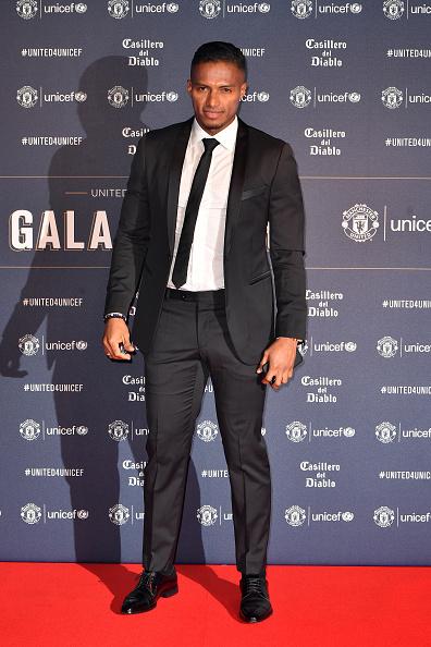 Antonio Valencia「United for Unicef Gala Dinner - Red Carpet Arrivals」:写真・画像(0)[壁紙.com]