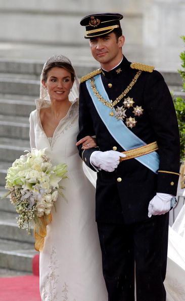 Wedding Ceremony「Wedding Of Spanish Crown Prince Felipe and Letizia Ortiz」:写真・画像(15)[壁紙.com]
