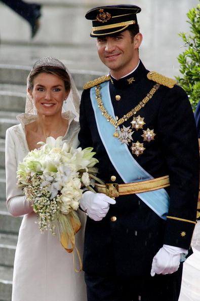 Military Uniform「Wedding Of Spanish Crown Prince Felipe and Letizia Ortiz」:写真・画像(2)[壁紙.com]
