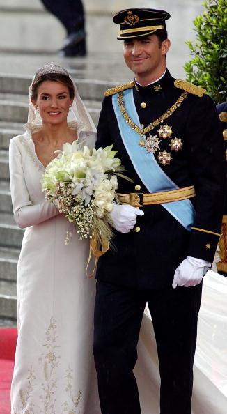 Wedding Ceremony「Wedding Of Spanish Crown Prince Felipe and Letizia Ortiz」:写真・画像(7)[壁紙.com]