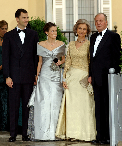Gala「Gala Dinner at El Pardo Palace In Preparation For Royal Wedding」:写真・画像(14)[壁紙.com]