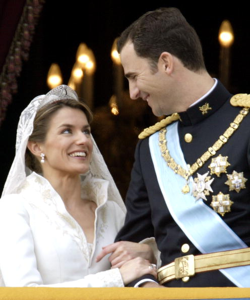 Spanish Royalty「Wedding Of Spanish Crown Prince Felipe and Letizia Ortiz」:写真・画像(18)[壁紙.com]