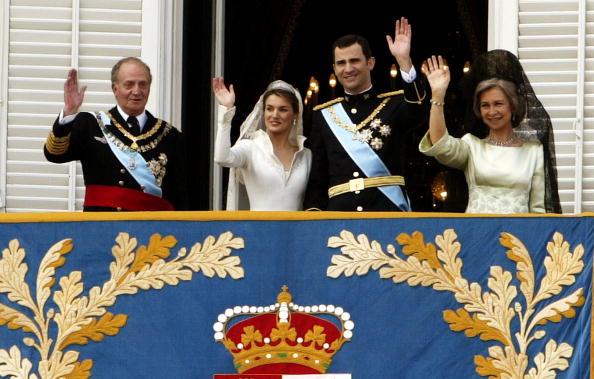Felipe VI of Spain「Wedding Of Spanish Crown Prince Felipe and Letizia Ortiz」:写真・画像(15)[壁紙.com]