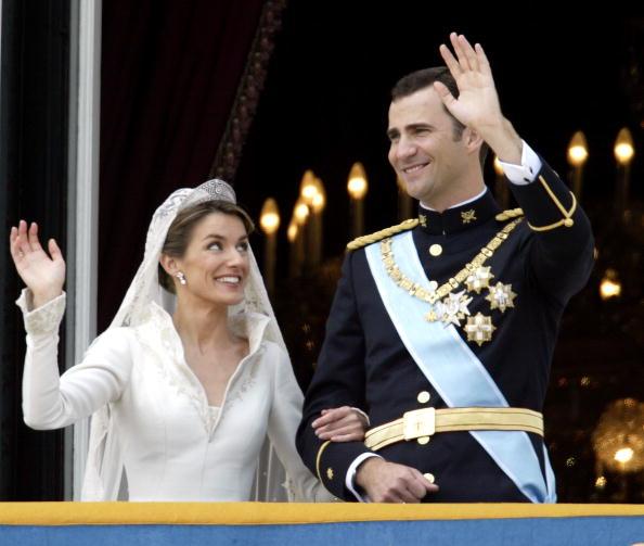 Madrid「Wedding Of Spanish Crown Prince Felipe and Letizia Ortiz」:写真・画像(0)[壁紙.com]