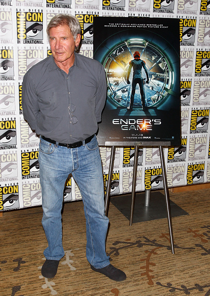 "Loafer「""Ender's Game"" Comic-Con Press Line」:写真・画像(10)[壁紙.com]"