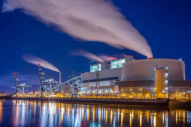 Power plant:スマホ壁紙(壁紙.com)