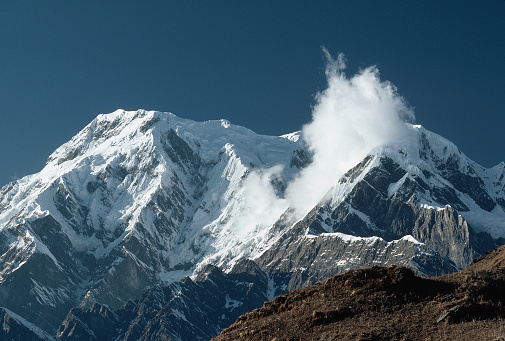 Annapurna Range「Annapurna South Mountain」:スマホ壁紙(11)