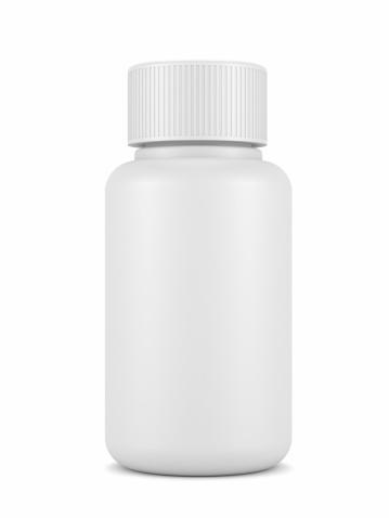 Bottle「Blank Medicine bottle」:スマホ壁紙(11)