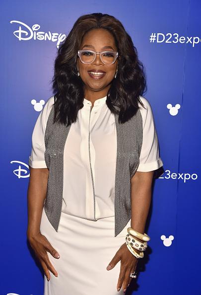 Oprah Winfrey「Disney's D23 EXPO 2017」:写真・画像(1)[壁紙.com]