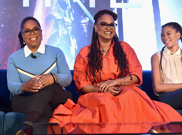 A Wrinkle in Time - 2018 Film「'A Wrinkle In Time' Press Conference」:写真・画像(11)[壁紙.com]
