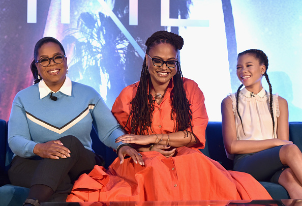 A Wrinkle in Time「'A Wrinkle In Time' Press Conference」:写真・画像(5)[壁紙.com]