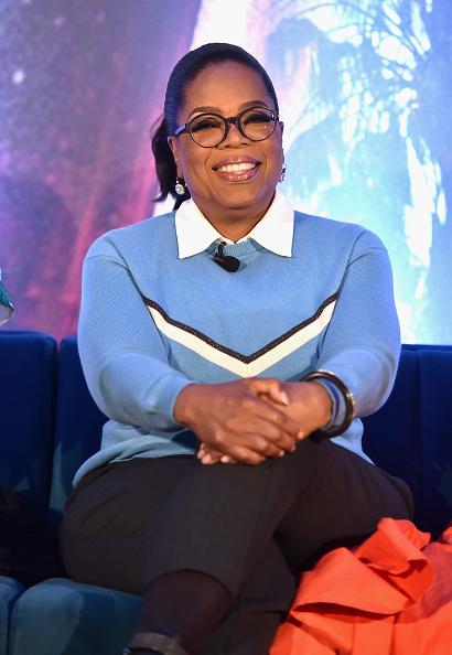 Oprah Winfrey「'A Wrinkle In Time' Press Conference」:写真・画像(8)[壁紙.com]