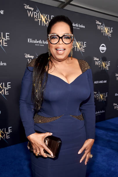 El Capitan Theatre「World Premiere of Disney's 'A Wrinkle In Time'」:写真・画像(5)[壁紙.com]