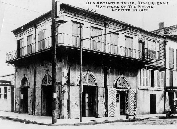 New Orleans「Absinthe House」:写真・画像(11)[壁紙.com]