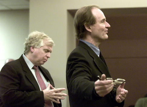 Tallahassee「Attorneys Argue Election in Circuit Court」:写真・画像(3)[壁紙.com]