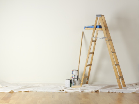 DIY「House Painting」:スマホ壁紙(2)