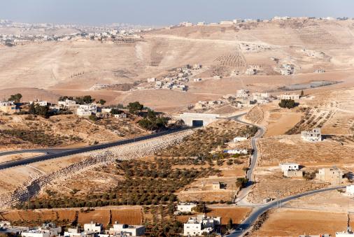 Bethlehem - West Bank「Jew and Arab in West Bank landscape」:スマホ壁紙(6)