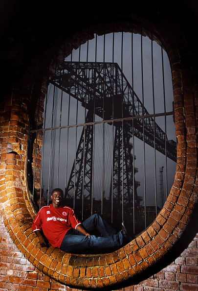 Club Soccer「George Boateng Middlesbrough Feature 2002」:写真・画像(12)[壁紙.com]